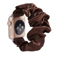 Резной эластичный ремешок для apple watch, 5, 44 мм, 40 мм, женский ремешок для часов, браслет для серии 5, 4, 3, iwatch, 38 мм, 42 мм, 38(Китай)