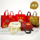 Cheap Non Woven Bag Customized Bag Cheap Eco-Friendly Customized Logo Printed Non Woven Wine Bag