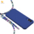 Mobile Case Fabric Strap Necklace SiliconeCase For iPhone Xs Max