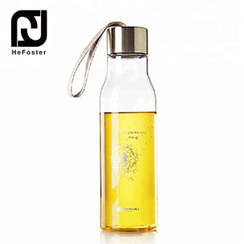 550 ML plastic sports water bottle