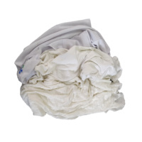 General cleaning special white t shirts 100 cotton wiping recycle rags japan