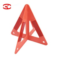 Wholesale Emark Mini Traffic Safety Red Light Reflector Emergency Sign Warning Triangle