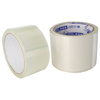 ECO Friendly Crystal Clear Adhesive bopp packing tape jumbo roll