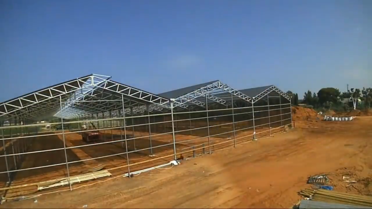 Skyplant نوعية جيدة الألومنيوم الخضروات الزراعية حديقة الدفيئة الألومنيوم حديقة البولي البسيطة الدفيئة في الأماكن المغلقة