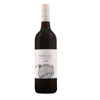 Top Brand World's End South Australian Red Wine