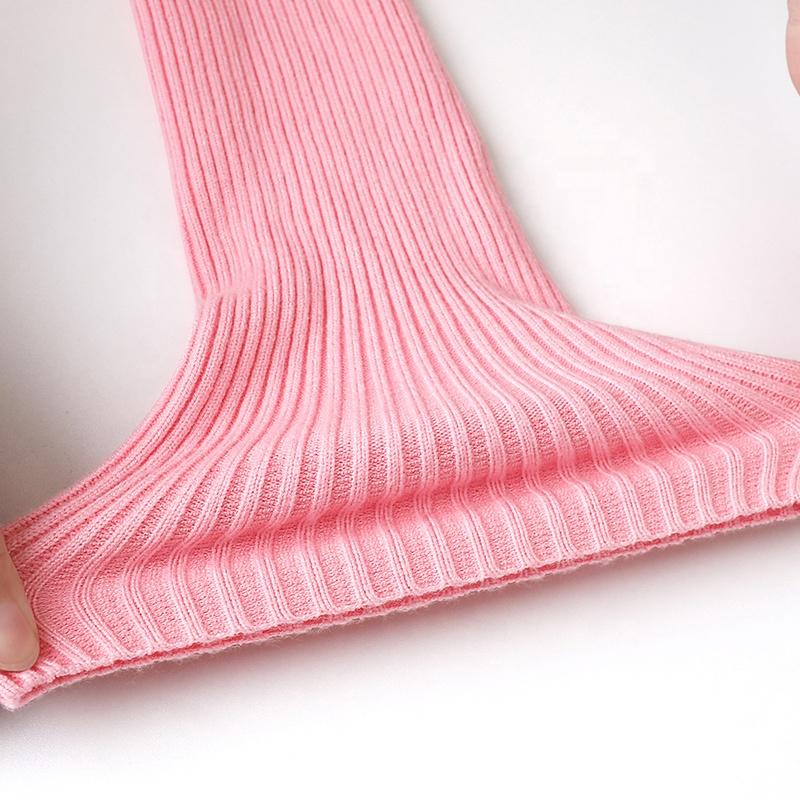 Women Ballet Dance Long Socks Warm Leg Yoga Dance Fitness Indoor Socks