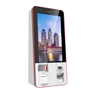 OEM/EDM tv kiosk stand pc touch screen 13.3-43 inch payment kiosk