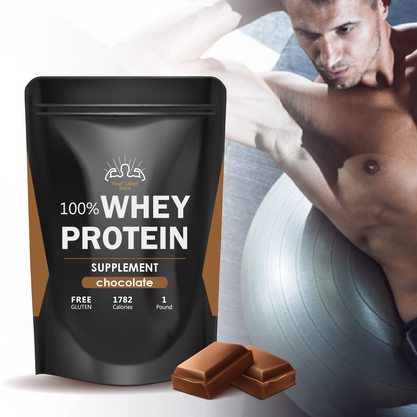 The Ultimate Nutritional Protein Gold Standard 100% Whey Protein Strawberry Flavor Can Be