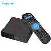 Newest RK3318 tv box Magicsee N5 Nova 4gb ram 64gb rom android tv box android 9