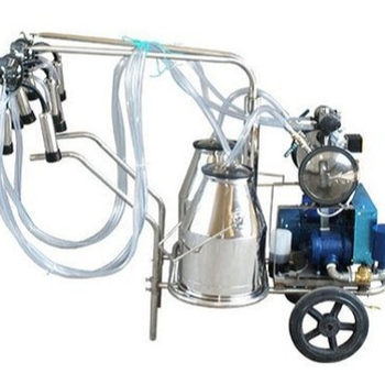 MilkMan Automatic Milking Machine Single Bucket ISO CE 110-240V