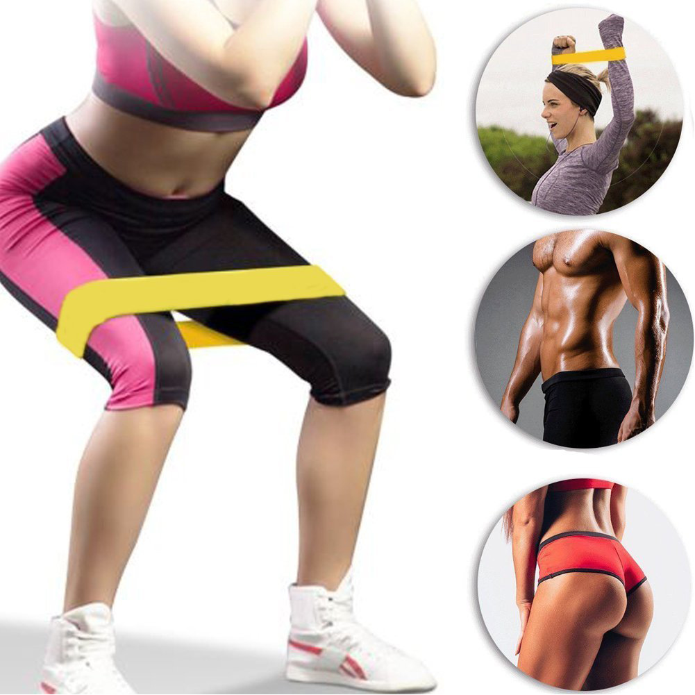 2020 high quality hip circle band Resistance Exercise Band