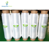 High Resistance Super Power And Power Enviroment Friendly Pe Stretch Wrap Film