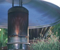 Urban Burner Gas Patio Heater - FANTASTIC NEW DESIGN EXCLUSIVE DISTRIBUTOR OPPORTUNITIES