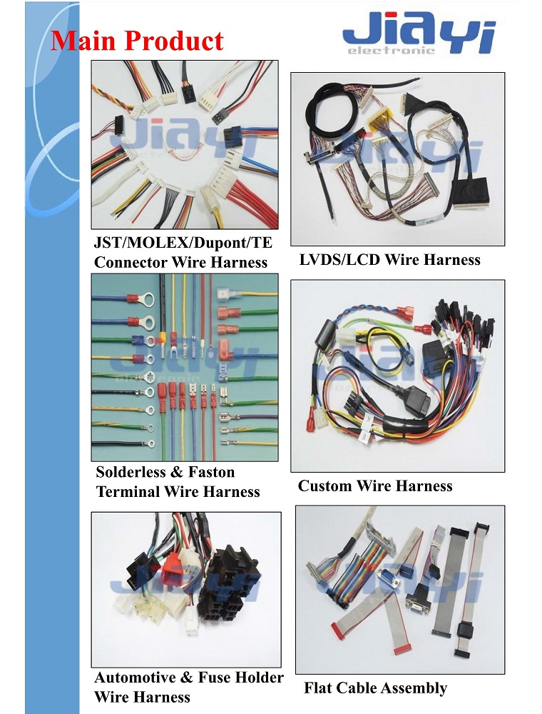 Hirose DF14 Custom LVDS Screen Cable