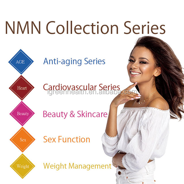 USA pure NMN Resveratrol Collagen capsules health supplement Beauty Products