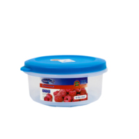 Plastic super lock food storage container #6002-PE