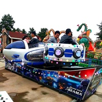Adult Amusement Park Games Carnival Games Speed Car Rides for Sale