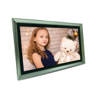 wooden / plastic / metal 7 8 10 12 13.3 15 18.5 21.5 23.6 32 Inch Digital Photo Frame