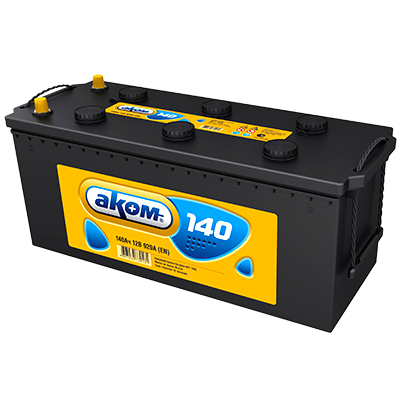 12 v 140Ah truck battery havy duty