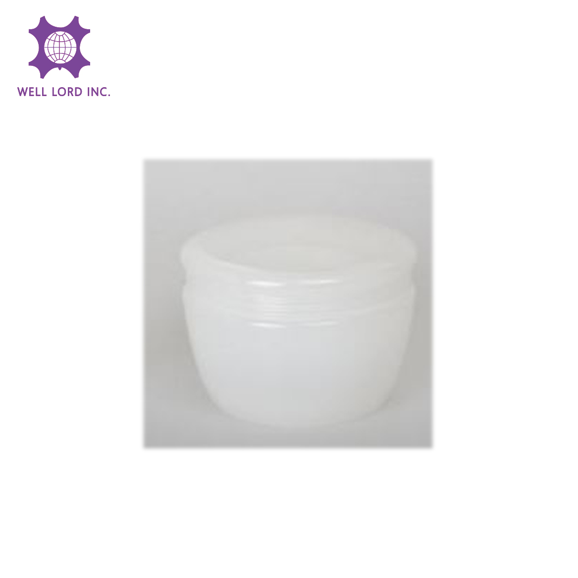 Youth preserve rescue mask mini hydra boost daily moisture cream plastic jar container cosmetic pet jar