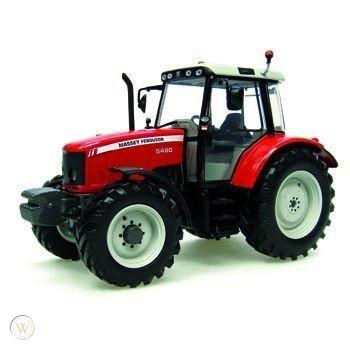 Second Hand 4WD Massey Ferguson Tractors