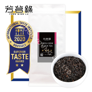 Good young Tea iTQi Michelin Award Wholesale ISO Certification Fresh Dew Black Tea Catering Loose Leaves