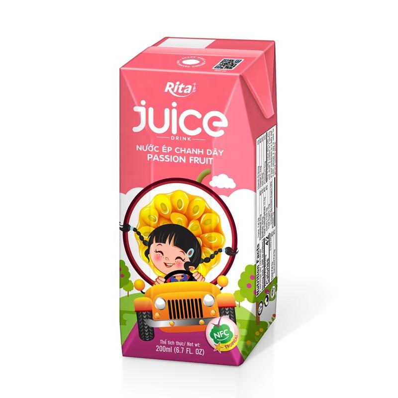 Wholesaler Soft Drink Private Label 200 ml Water melon Fruit Juice Drink