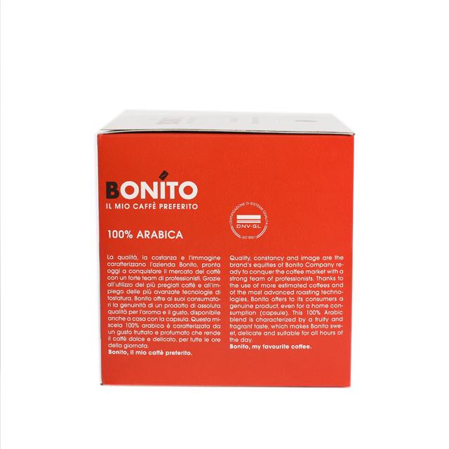 Made in Italy NESPRESSO* COMPATIBLE coffee capsules