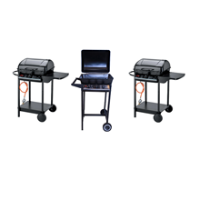 Outdoor keuken <span class=keywords><strong>grill</strong></span>, <span class=keywords><strong>gas</strong></span> <span class=keywords><strong>BBQ</strong></span> <span class=keywords><strong>grill</strong></span> barbecue met trolley (Goldsun)