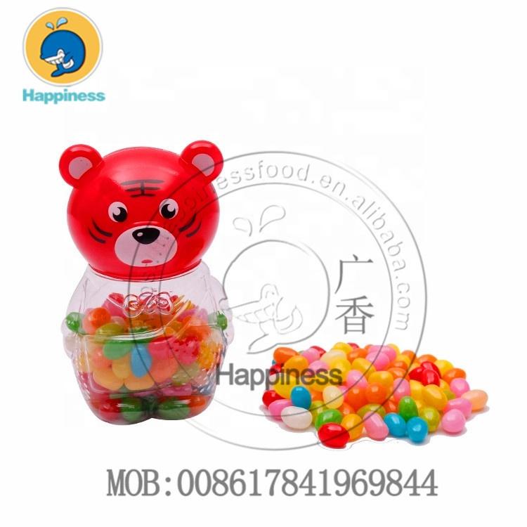 לעיסת פירות לערבב טעם ריבת שעועית מתוק gummy סוכריות ב דוב בקבוק