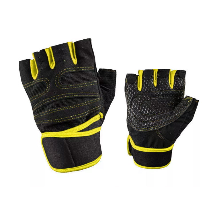 Sport Training Fitness Handschuhe Workout Atmungsaktive Armband
