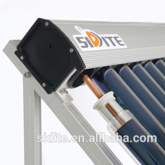 High Efficiency Evacuated Tube Solar Collector