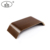 Customizable high quality black walnut wooden modern notebook universal monitor stand base