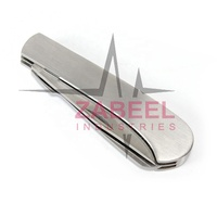 Double Blade Folding Castrating Knife Veterinary Instruments By Zabeel Industries