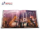 hardcover children story book printing services
