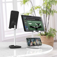 Multifunctional Universal Desktop Tablet Stand Holder Height Adjustable Cell Phone Holder for Desk Easy Operation