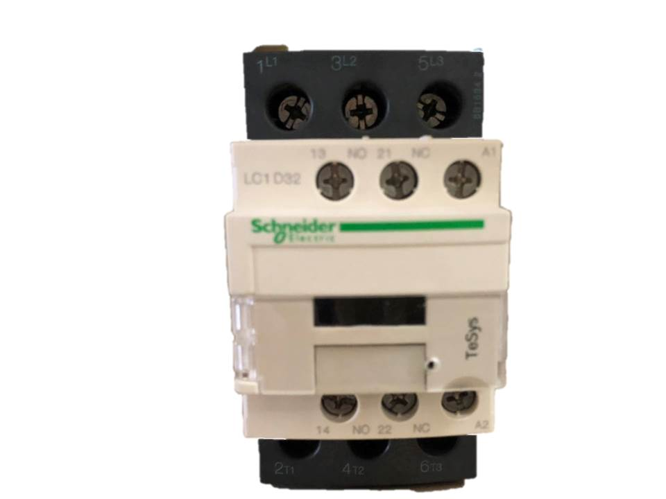 TSYS LC1D32B7 SCHNEIDER 3 POLE CONTACTOR24vCOIL 15kw 32a AC3 S201