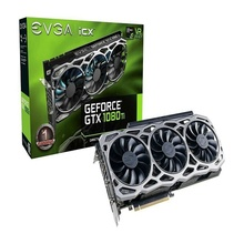Schnelle Verschiffen EVGA GeForce GTX 1080 ti FTW3 GAMING 11GB GDDR5X Video Karte
