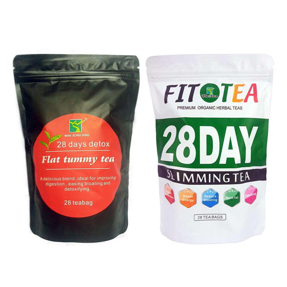 slimming abdomen tea