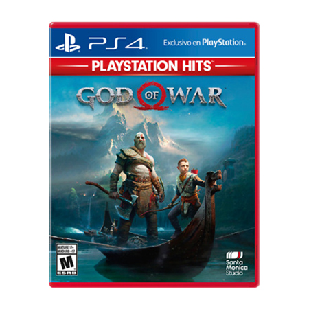 God of War Hits Sony PlayStation 4 Hits