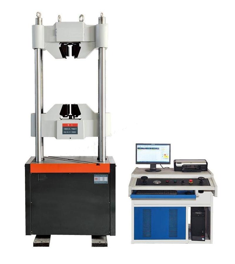 Liyi 10 - 200 Ton UTM Hydraulic Universal Tensile Testing Machine