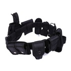 10 Pcs Per Set Tactical Utility Duty Belt Multifunctional Police Training Waist Belt Nylon