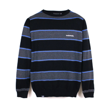 Qualität Streifen Muster Casual <span class=keywords><strong>Pullover</strong></span> Für <span class=keywords><strong>Männer</strong></span>