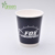 PP sundae cup with lid/ 16oz PP plastic ice cream cup/ disposable plastic cups for cold drinking