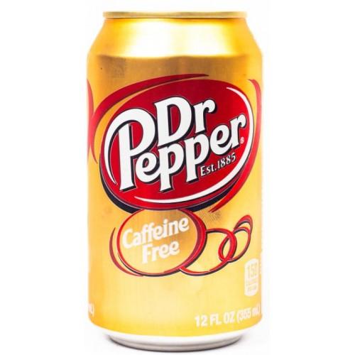 does diet dr pepper have citric acid