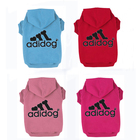 Wholesale Retailer Dog Coat Sport Clothes Sublimation Hoodies for Dog