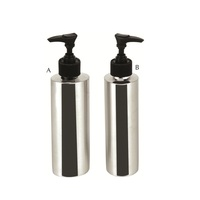 Stainless Steel Dual Soap Dispenser