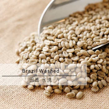 Brazil Washed Process Quality Arabica Green Coffee Beans Raw Beans