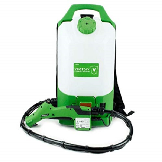 Affordable VICTORY VP300ESK Professional Cordless Electrostatic Backpack Sprayer
