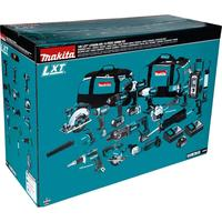 Wholesale For New-Makita LXT1500-230 18V LXT Li-Ion Cordless 15-Pc. Combo